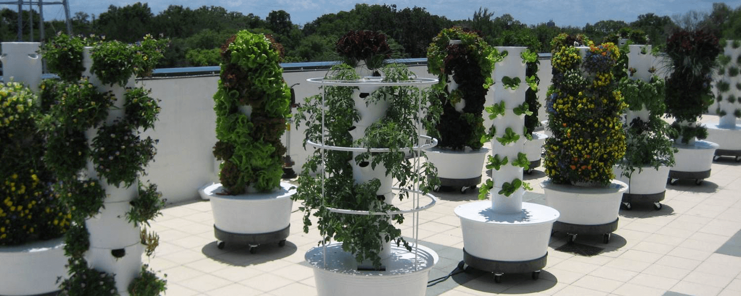 What Is A Tower Garden™ ?